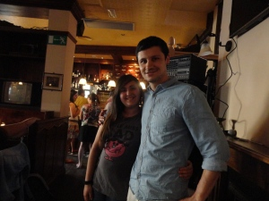 James and Ana - Pub Quiz