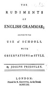 Priestley Grammar